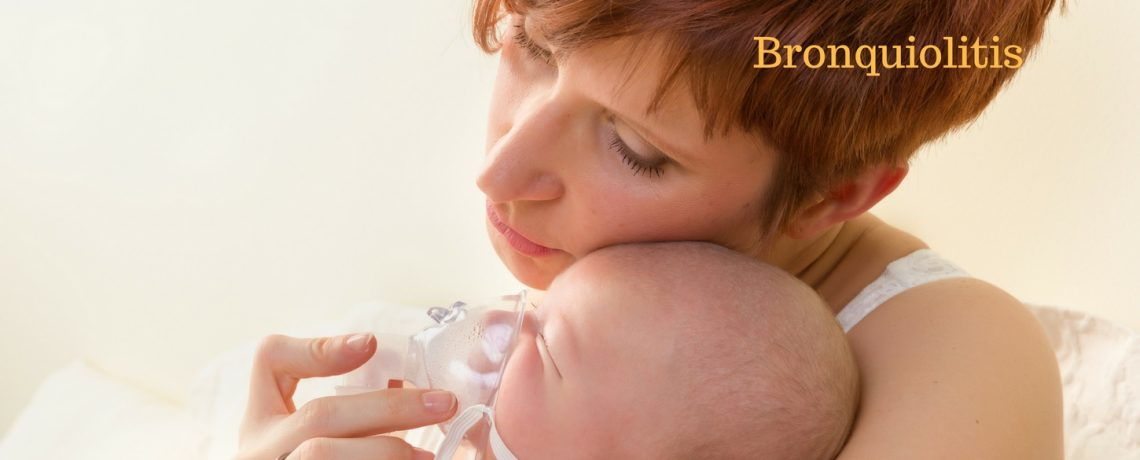 Bronquiolitis: una enfermedad propia de lactantes