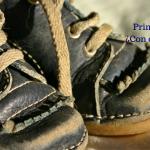 ¿Le pongo zapatos para sus primeros pasos?