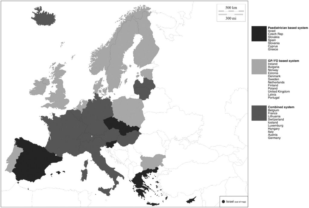pediatras-Europa