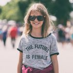 The future is female but…